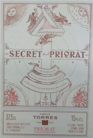 Secret del Priorat