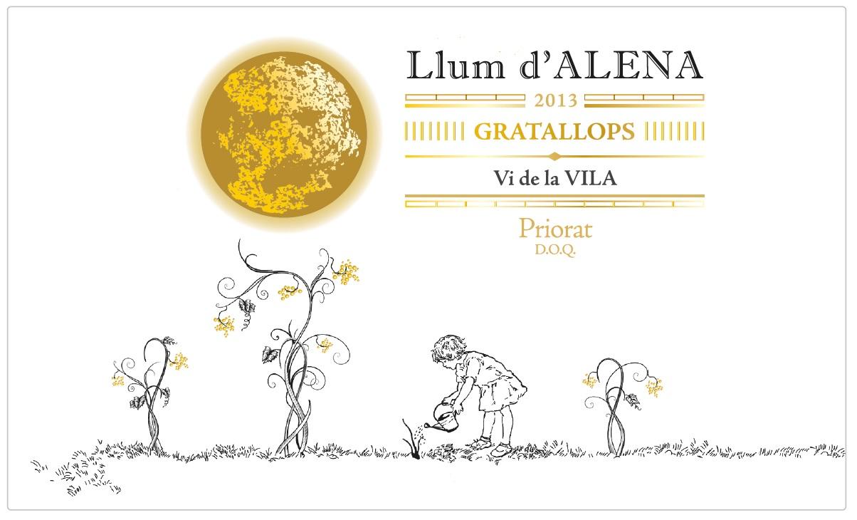 Llum d'Alena - Gratallops - Vi de Vila