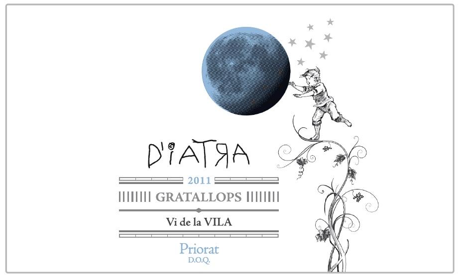 D'iatra - Gratallops - Vi de Vila