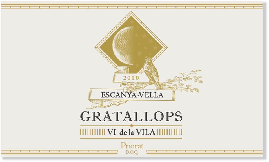 Escanya-Vella - Gratallops - Vi de Vila