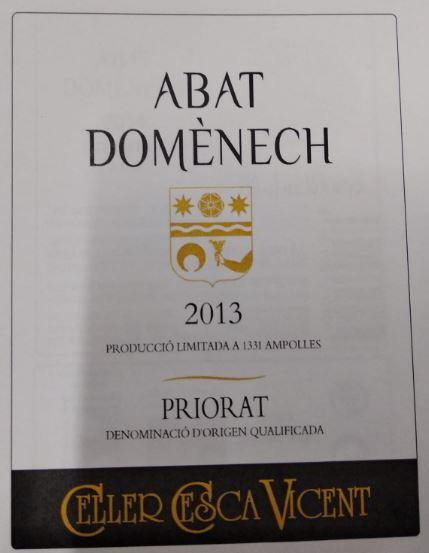 Abat Domènech