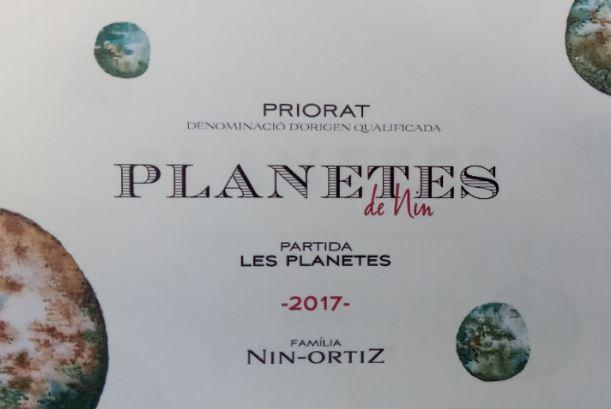 Planetes de Nin (negre)