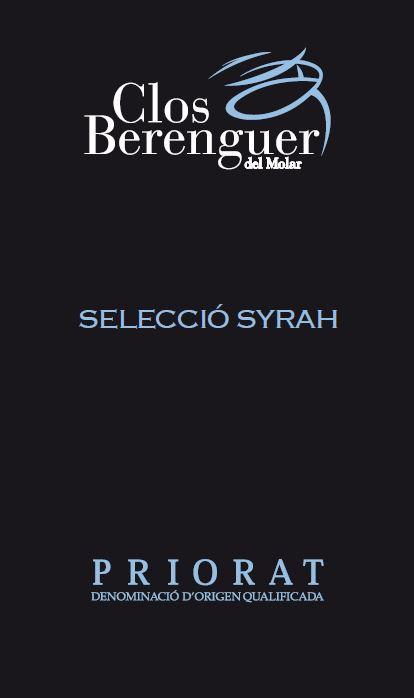 Clos Berenguer - Selecció Syrah