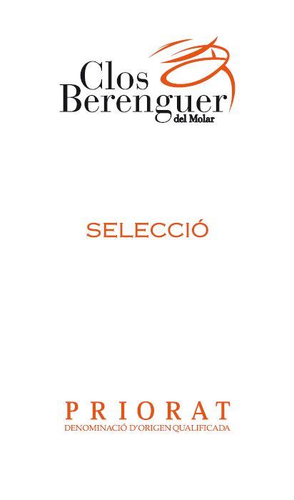 Clos Berenguer - Selecció