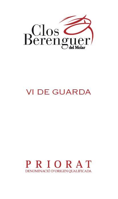 Clos Berenguer - vi de guarda