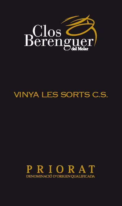 Clos Berenguer - Vinya les Sorts