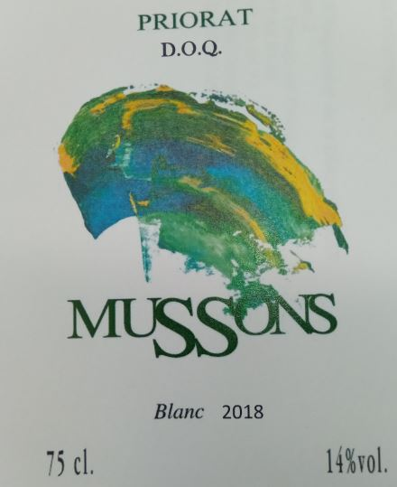 Mussons (blanc)
